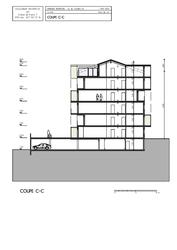 Doggwiller Architecte-plan facade